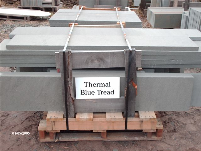 Thermal Blue Tread