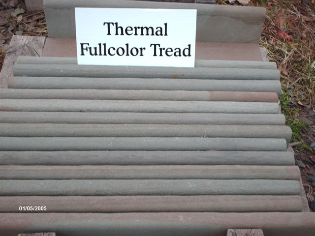 Thermal Fullcfolor Tread