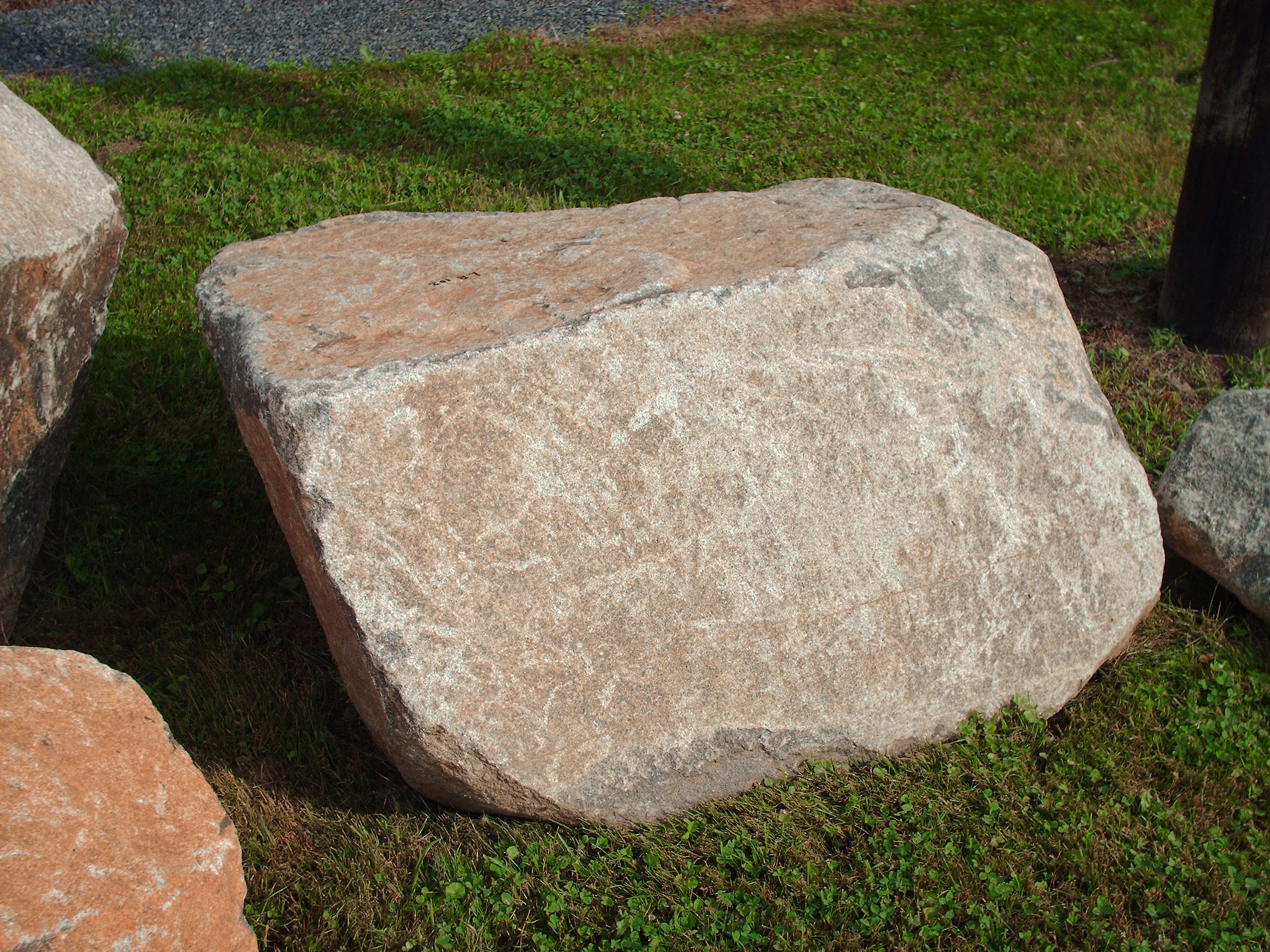 Large Boulder #LB0003...$155 Loaded on Your Truck or We Can Arrange ...